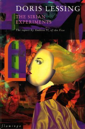 THE SIRIAN EXPERIMENTS book cover