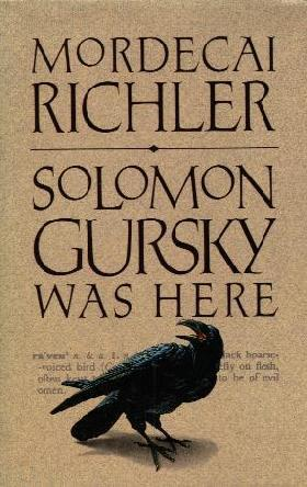 SOLOMON GURSKY WAS HERE book cover