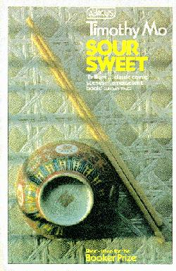 SOUR SWEET book cover