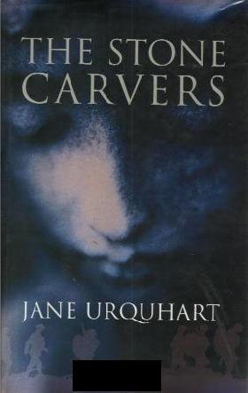 THE STONE CARVERS book cover
