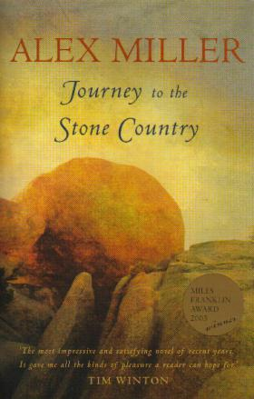 JOURNEY TO THE STONE COUNTRY book cover