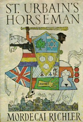 ST. URBAIN'S HORSEMAN book cover