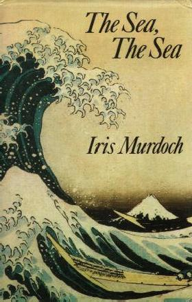 THE SEA, THE SEA book cover
