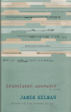 TRANSLATED ACCOUNTS book cover