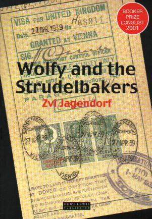 WOLFY AND THE STRUDELBAKERS book cover